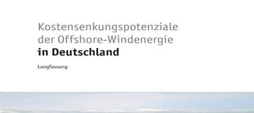 Cost Reduction Potentials in Offshore Wind Power in Germany